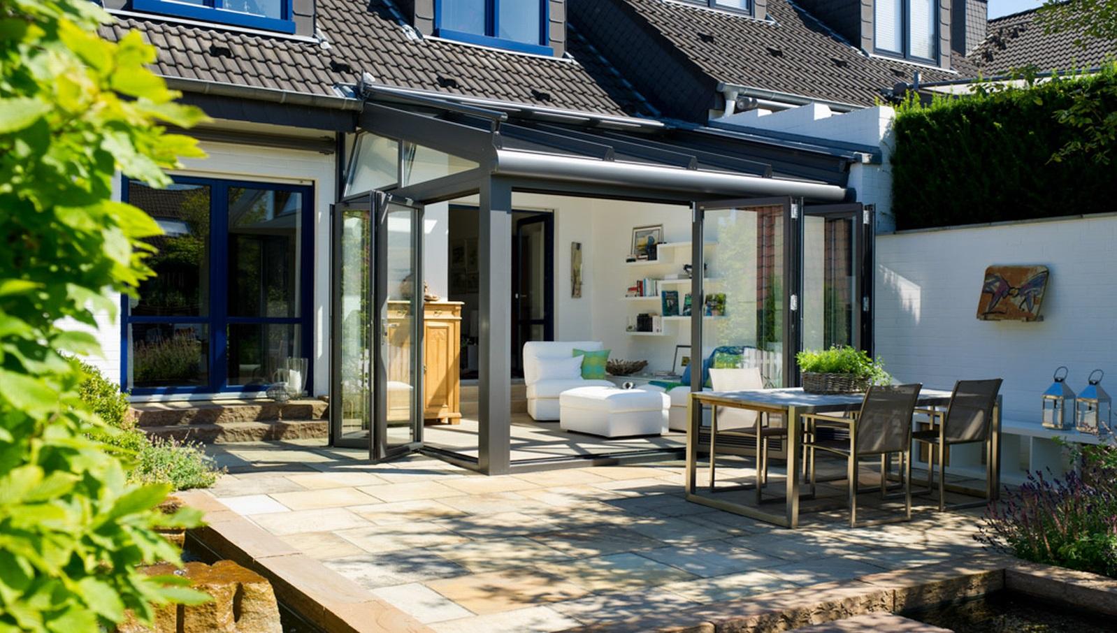 winterg rten und terrassenverglasung bauelemente spreewald. Black Bedroom Furniture Sets. Home Design Ideas