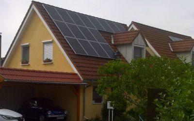 Der Rollladen mit Solarantrieb von Bubendorff