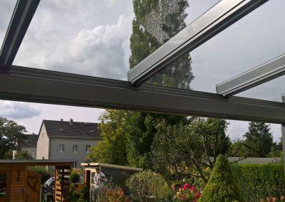 Terrassendach mit Ausblick