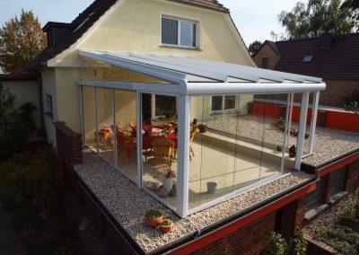 Terrassendach Solarlux